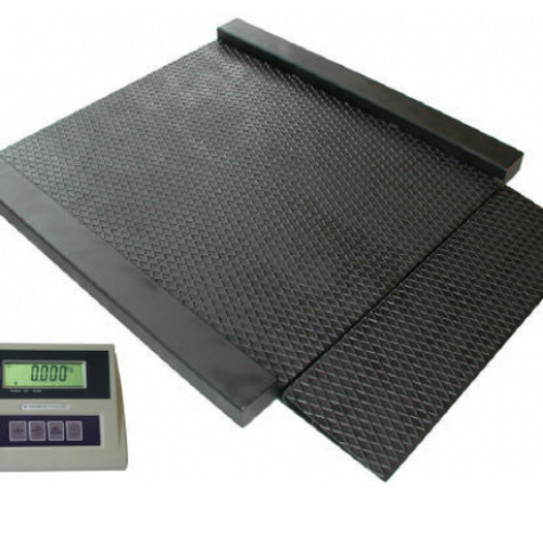 Plošinové - můstkové váhy